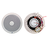 Coaxial Ceiling Speaker with Rotatable Tweeter